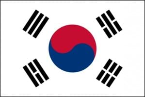 MGI World MGI Asia Area news item, South Korea flag image