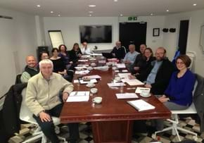 MGI World MGI Worldwide UK & Ireland members gathered in London for April 2016 Tax Forum