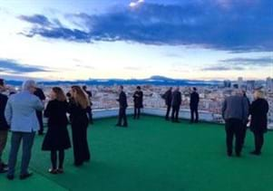 MGI Europe Mediterranean Circle Meeting Madrid April 2016, Drinks with a view - image 2