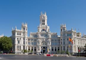 MGI World MGI Europe Mediterranean Circle Meeting image of Madrid