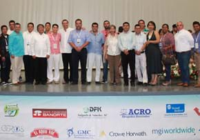MGI World MGI Worldwide Latin America Area news item, accounting firm members group photo
