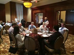 Round table discussions 1 2016 MGI North American Conference San Antonio, Texas