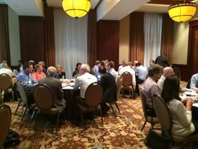 Round table discussions 2 2016 MGI North American Conference San Antonio, Texas