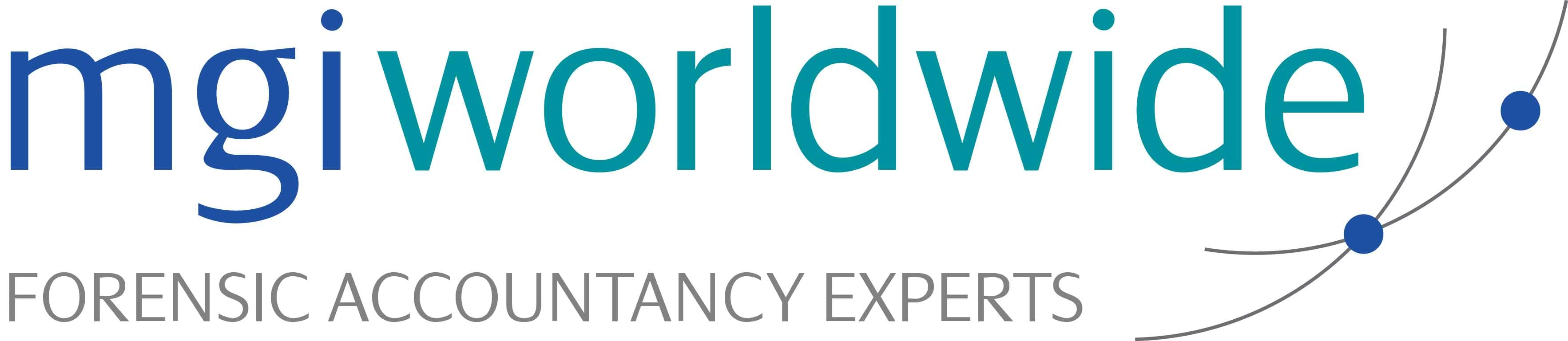 MGI World MGI Global Forensic Accountancy Logo FINAL