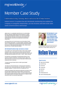 Screen shot Hellam Varon case study