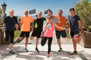 Running, free time activities, MGI European Area meeting 2016, running group image