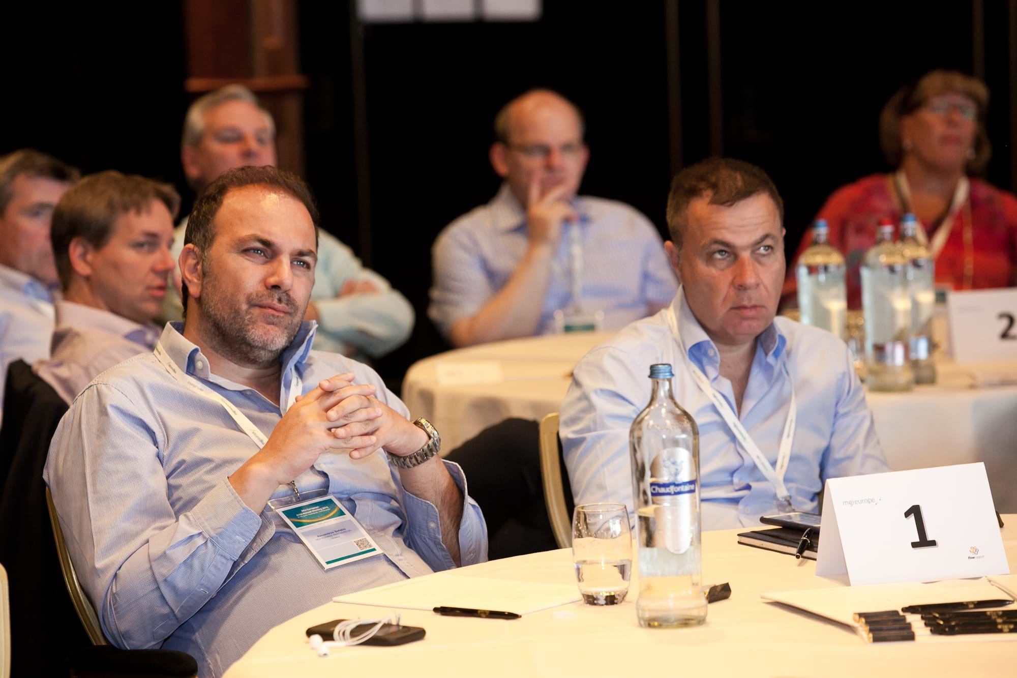 MGI World Delegates Collaboration discussion 2 MGI European Area Meeting, the Netherlands 2016