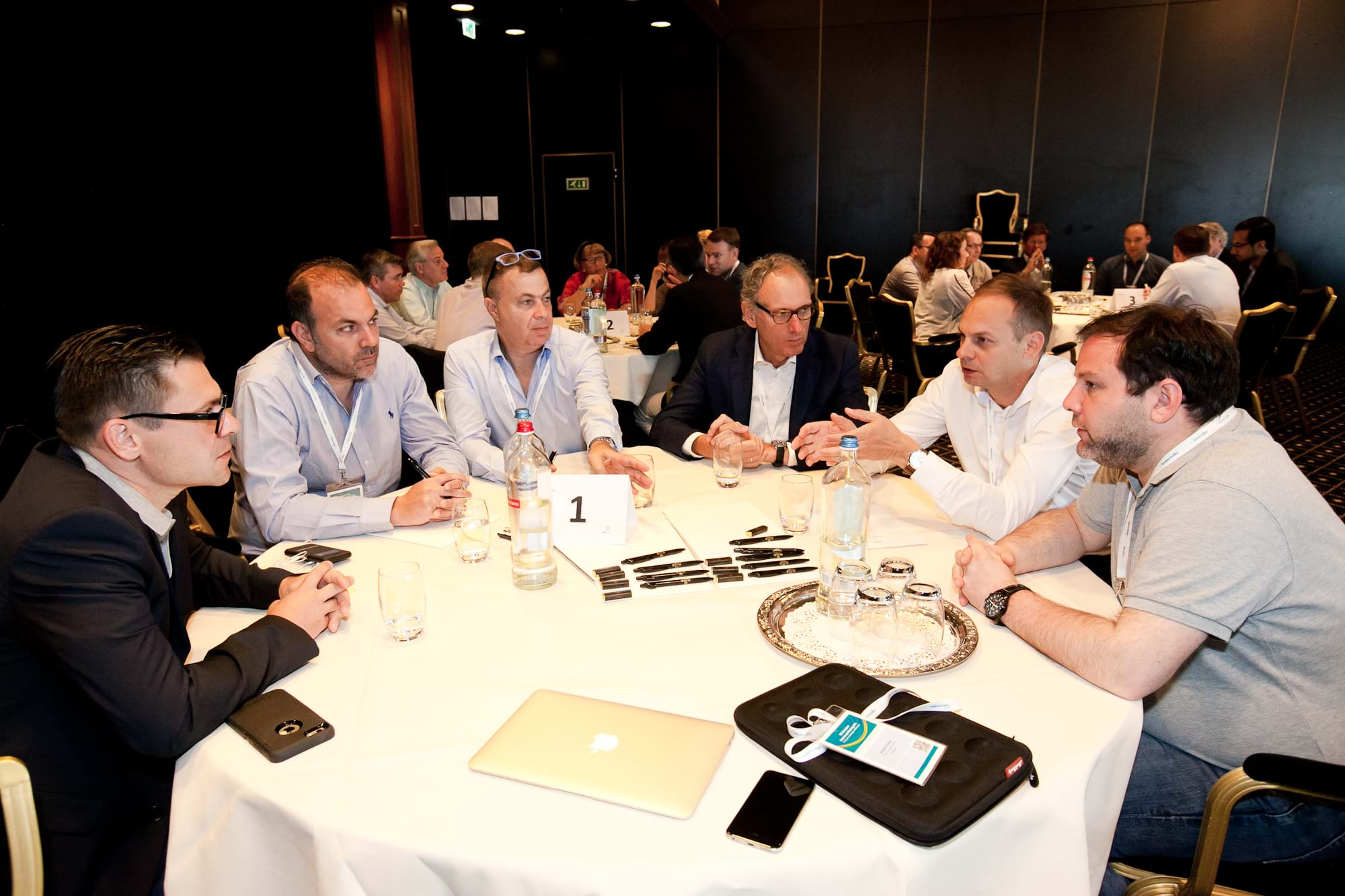 MGI World Delegates Collaboration discussion 3 MGI European Area Meeting, the Netherlands 2016