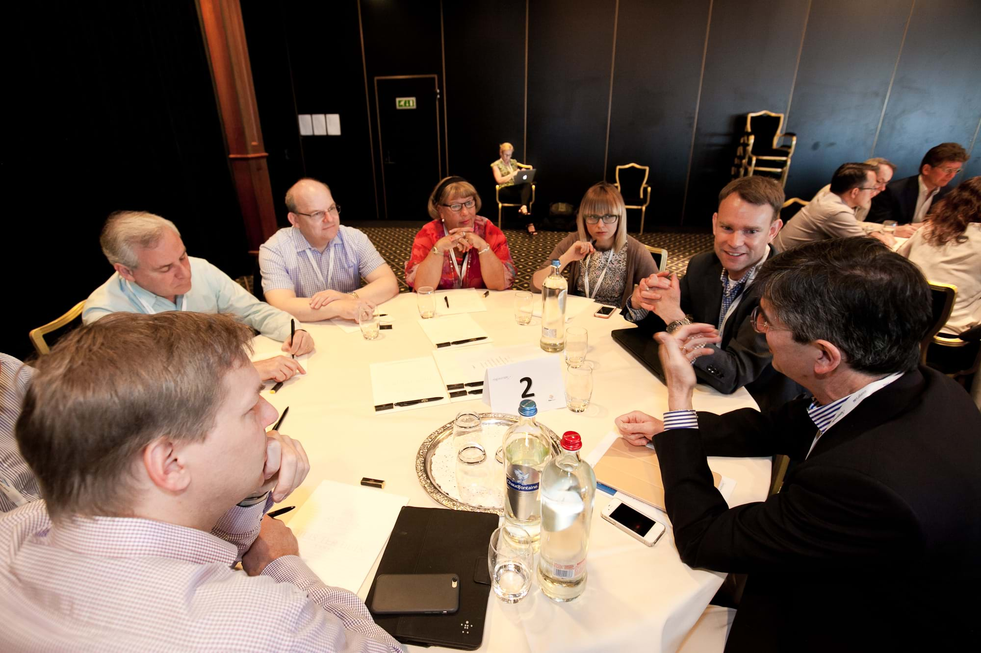 MGI World Delegates Collaboration discussion 4 MGI European Area Meeting, the Netherlands 2016