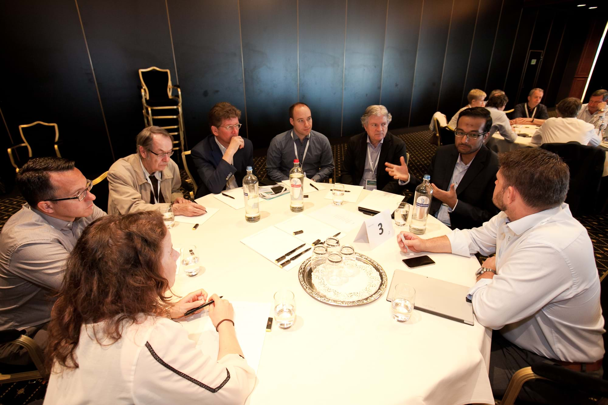 MGI World Delegates Collaboration discussion 5 MGI European Area Meeting, the Netherlands 2016