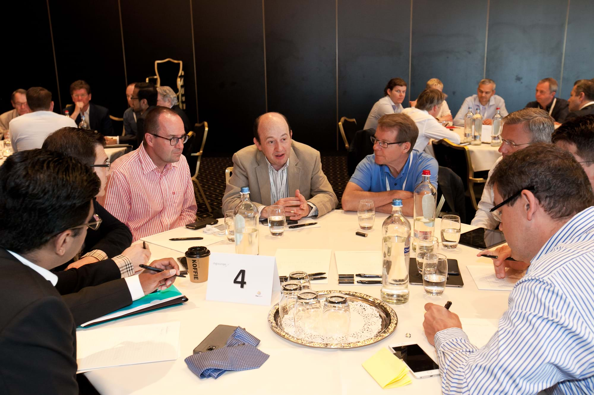 MGI World Delegates Collaboration discussion 6 MGI European Area Meeting, the Netherlands 2016