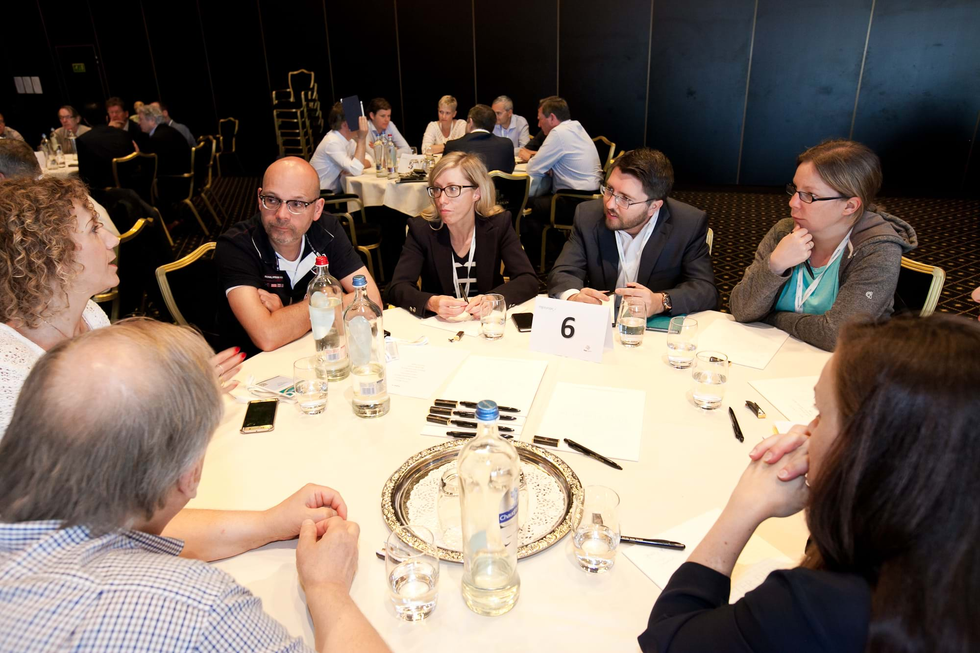 MGI World Delegates Collaboration discussion 7 MGI European Area Meeting, the Netherlands 2016