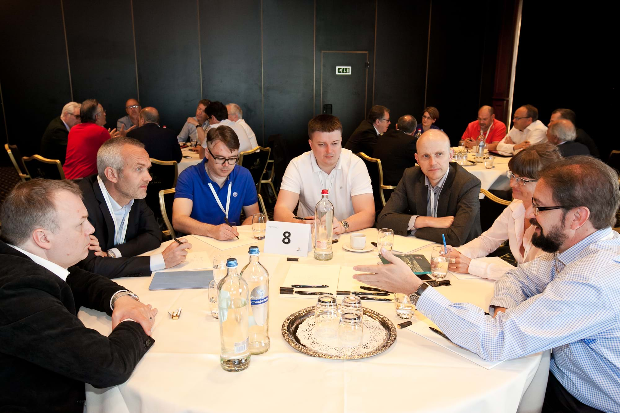 MGI World Delegates Collaboration discussion 8 MGI European Area Meeting, the Netherlands 2016