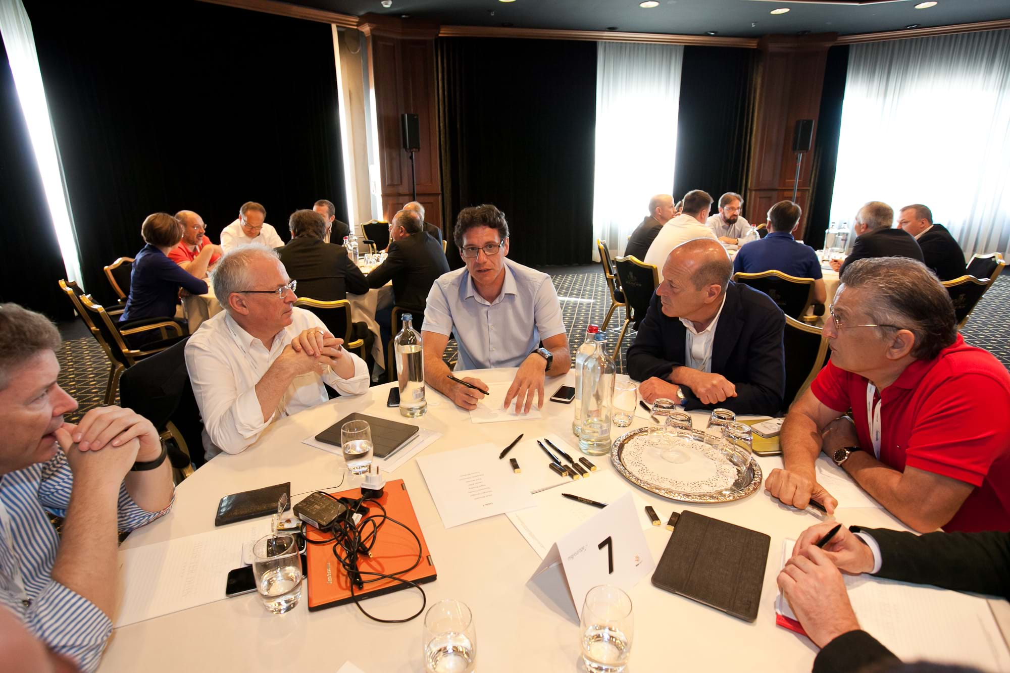 MGI World Delegates Collaboration discussion 10 MGI European Area Meeting, the Netherlands 2016