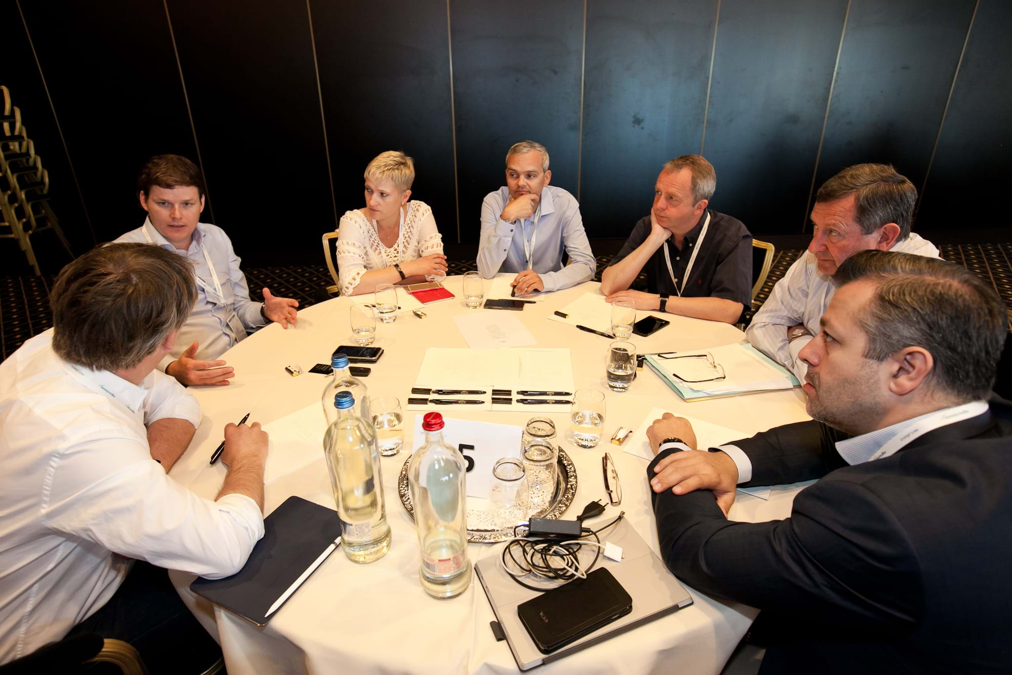 MGI World Delegates Collaboration discussion 11 MGI European Area Meeting, the Netherlands 2016