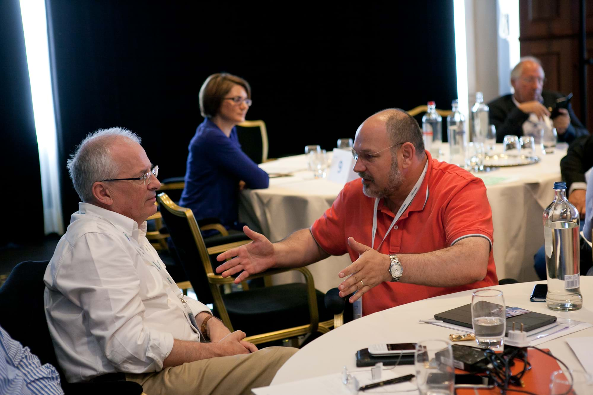 MGI World Delegates Collaboration discussion 12 MGI European Area Meeting, the Netherlands 2016