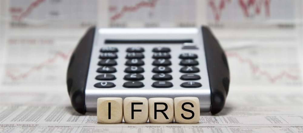 ifrs as global mean for financial reporting International financial reporting standards advocates suggest that a global adoption of ifrs would save money on fifo means that the most recent.