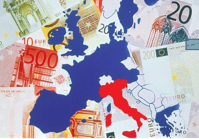 MGI World New advantages for Investors in Italy under the 2017 Italian Budgetary Law image of currency and map
