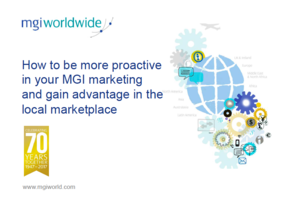MGI World Webinar cover image