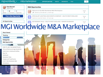 MGI Worldwide M&A Marketplace