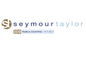 MGI World MGI Worldwide audit and tax network member Seymour Taylor centenary logo