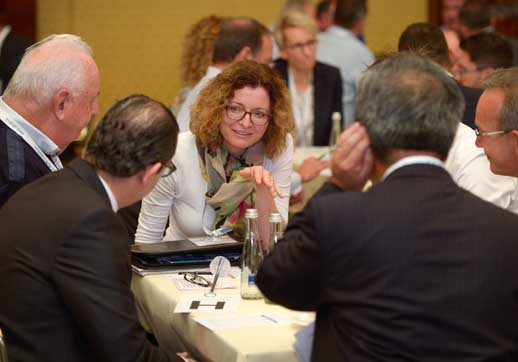 MGI World 1. MGI Speed networking