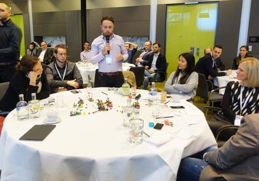 MGI World 11 EU Talent Meeting highlight