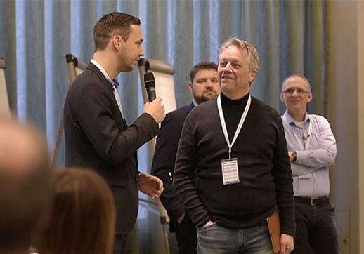MGI World 13 EU Talent Meeting highlight