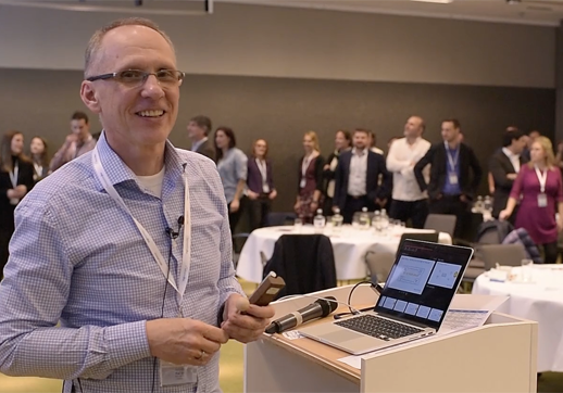 MGI World 14 EU Talent Meeting highlight