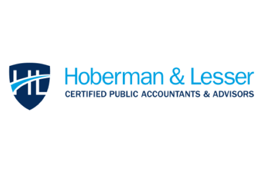 MGI World New York accounting firm, MGI Worldwide network member, Hoberman and Lesser logo 518x362