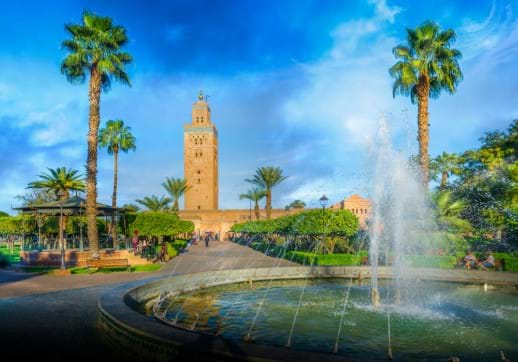 MGI World MGI Europe circle meeting venue Marrakech image 518x362