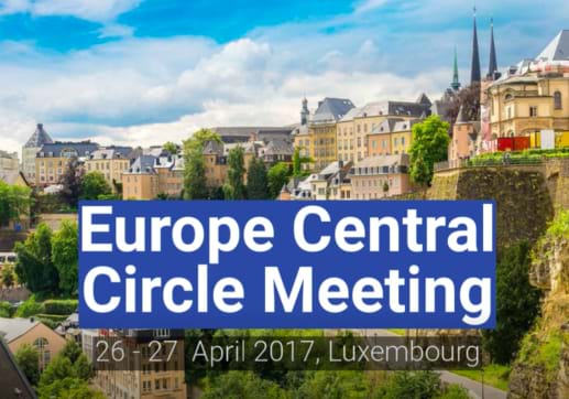 MGI World MGI Worldwide accounting network EU Central Cicle meeting video screenshot