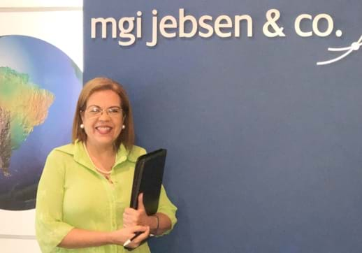 MGI World Josefina from MGI P&P Asociados in MGI Jebsen & Co. offices