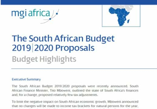 MGI World 518x362 Screenshot of MGI Bass Gordon paper on The South African Budget 2019-20 proposals