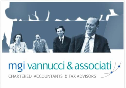 MGI World MGI Vannucci & Associati website screenshot
