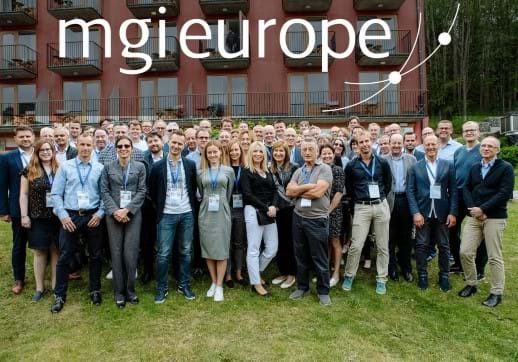 MGI World Lead group image of MGI EU delegates v2