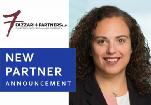 MGI World Picture of Fazzari + Partners LLP new partner Rose Femia