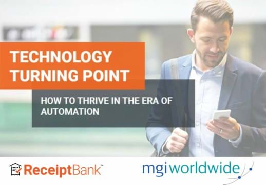 MGI World Screenshot of MGI Worldwide second #tech webinar on Automation