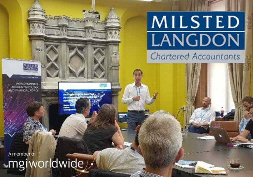 MGI World Image of Milstead Langdon at the America Made Easy workshop