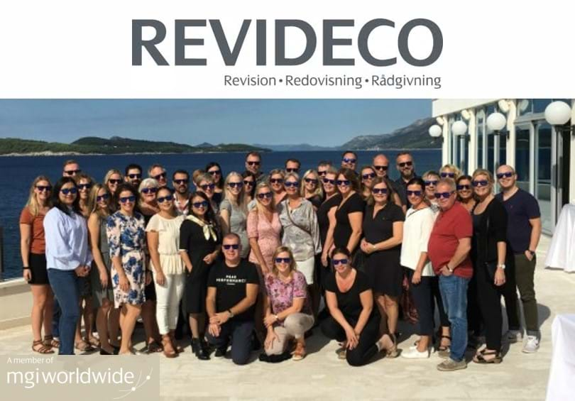 MGI World Group image of MGI Europe's member firm Revideco