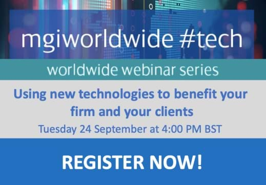 MGI World tech webinar lead image