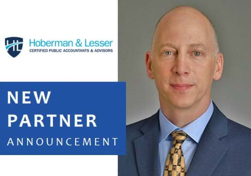 MGI World Profile picture of Brian Levenstein announcing him as new partner of MGI North America member firm Hoberman & Lesser