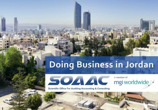 MGI World Cropped image of the front page of SOAAC's Doing Business in Jordan