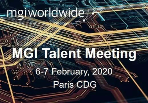 MGI World Computer circuit with MGI Talent meeting date & place overlaid