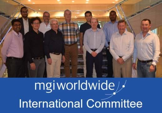 MGI World MGI Worldwide accounting network International Committee group picture