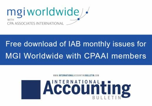 MGI World IAB free download - IAB and MGI with CPAAI logos