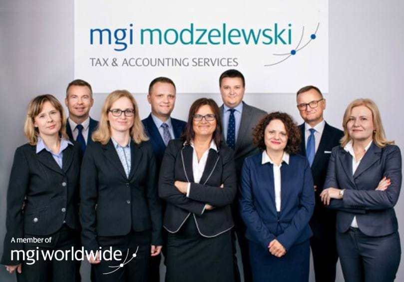 MGI World Group picture of MGI Modzelewski team
