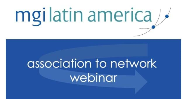 Latin America Association to Network Webinar - in Spanish