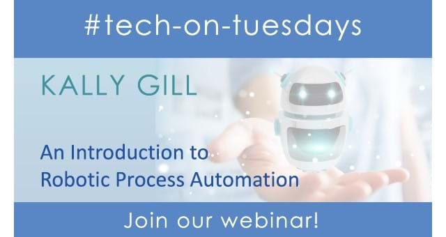 An Introduction to Robotic Process Automation Webinar