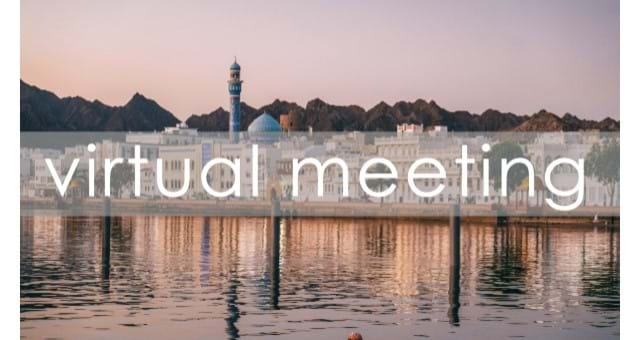 Middle East & North Africa Region Meeting -Virtual